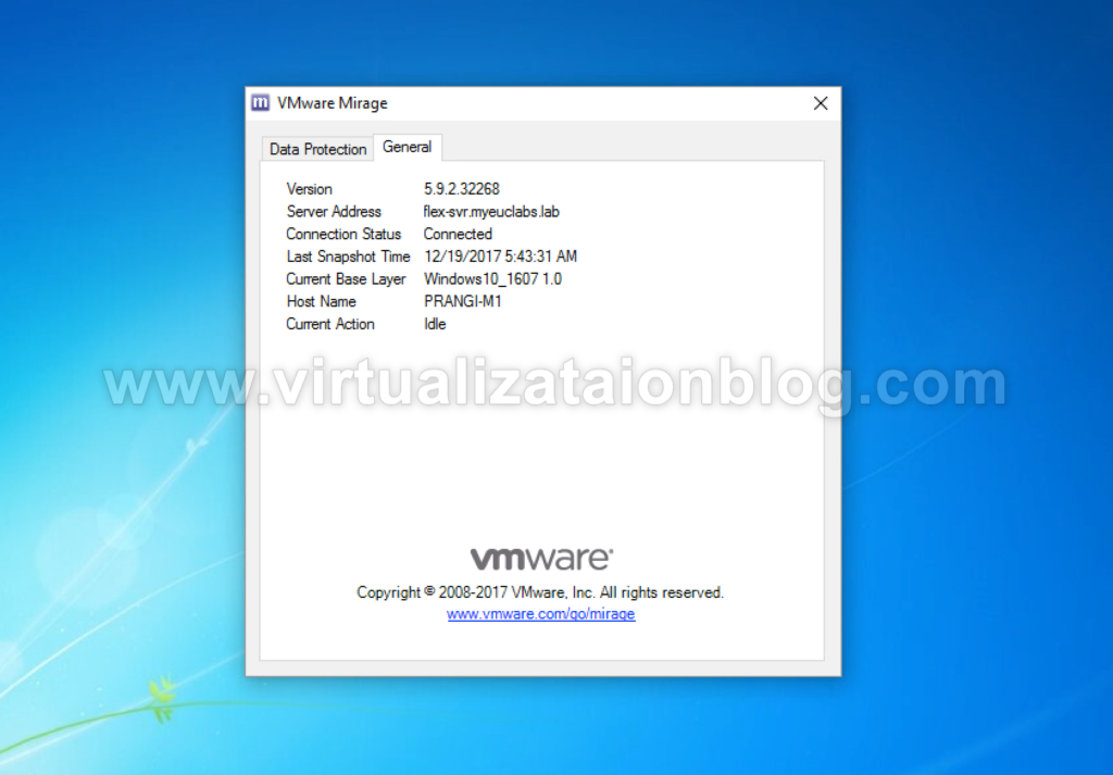 VMware Mirage Step by Step – Part 12 – Windows OS In Place Migration